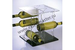 Подставка под вино тип 1. Нажмите для подробной информации