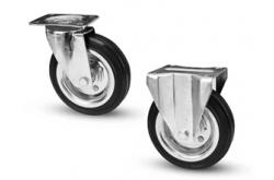 Комплектующие к тележкам грузовым с усиленными колёсами. Нажмите для подробной информации