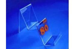 РТ Подставка под кошельки наклонная двухъярусная. Нажмите для подробной информации