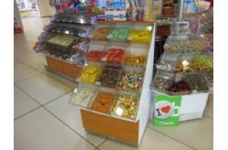 Витрина для конфет и сладостей. Нажмите для подробной информации