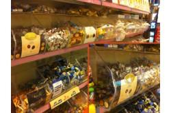 Витрина для конфет и сладостей для кондитерских отделов. Нажмите для подробной информации